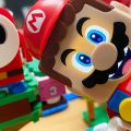 Lego Super Mario Closeup