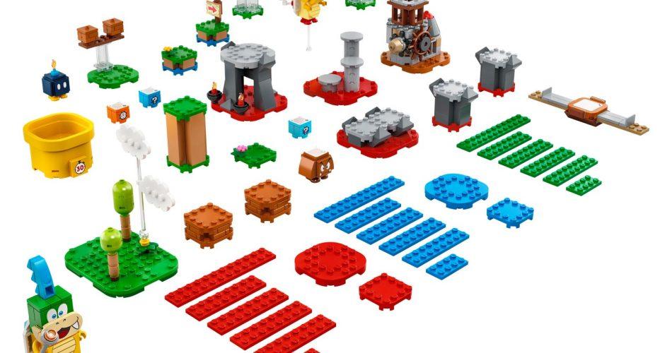 Lego Super Mario Set Createur