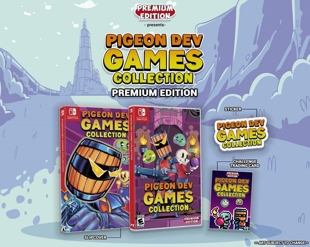 Pigeon Dev Games Collection Edition Premium