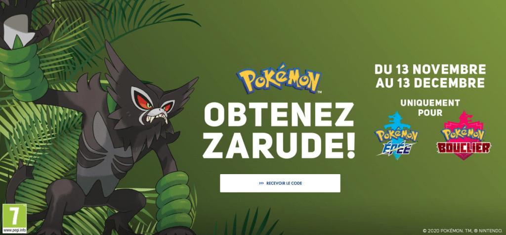 Pokemon Zarude Mm