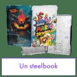 Super Mario 3d World Steelbook