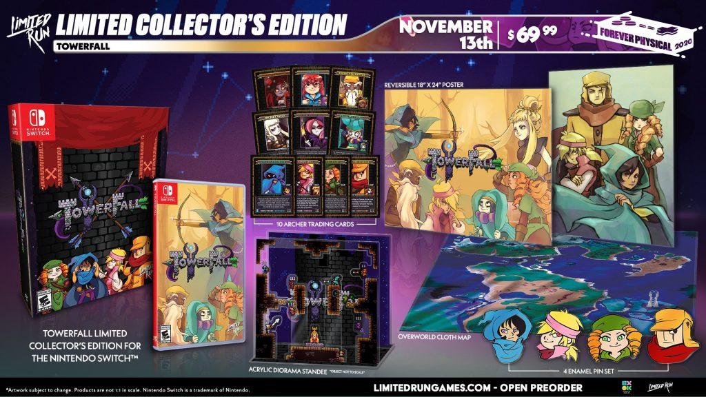 Towerfall Edition Collector Lrg
