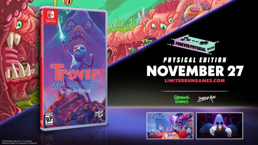 Trover Saves The Universe Lrg