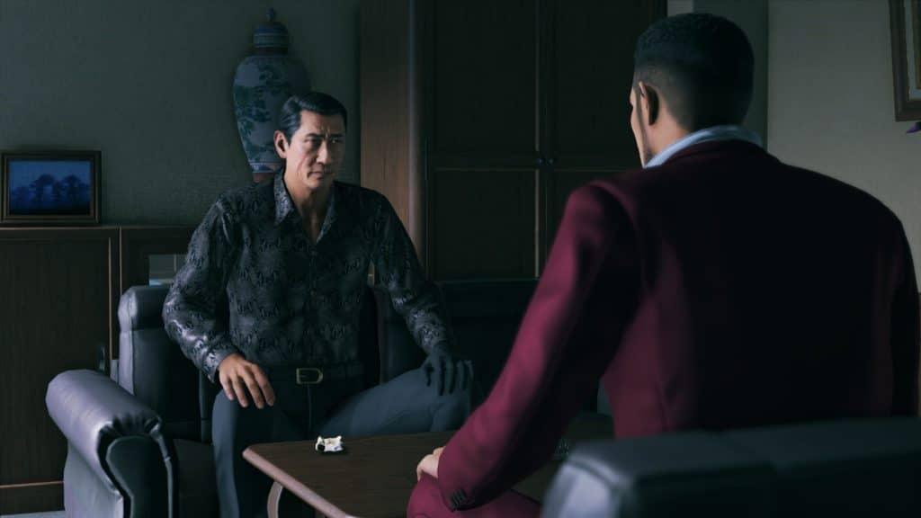 Yakuza Like A Dragon Screen 1
