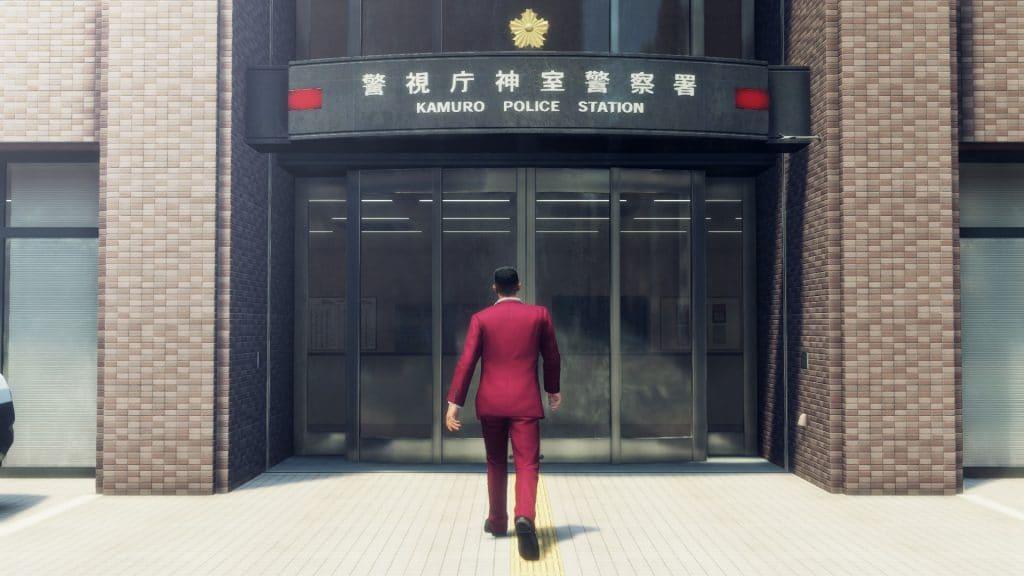 Yakuza Like A Dragon Screen 6