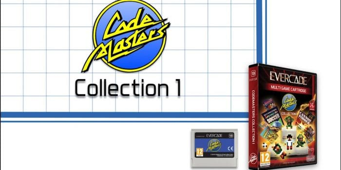 Codemasters Collection 1 Evercade