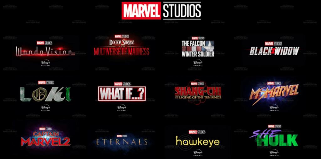 Disney Id 2020 Marvel 1