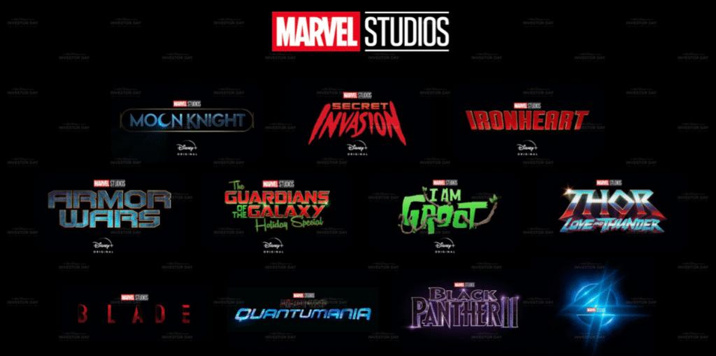 Disney Id 2020 Marvel 2