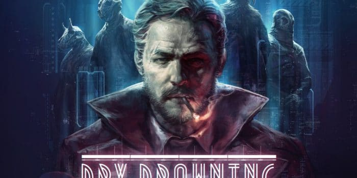 Dry Drowning Poster
