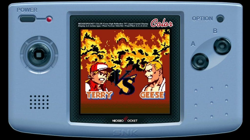 Fatal Fury First Contact Screen 01