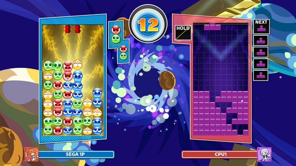 Puyo Puyo Tetris 2 Screen 02