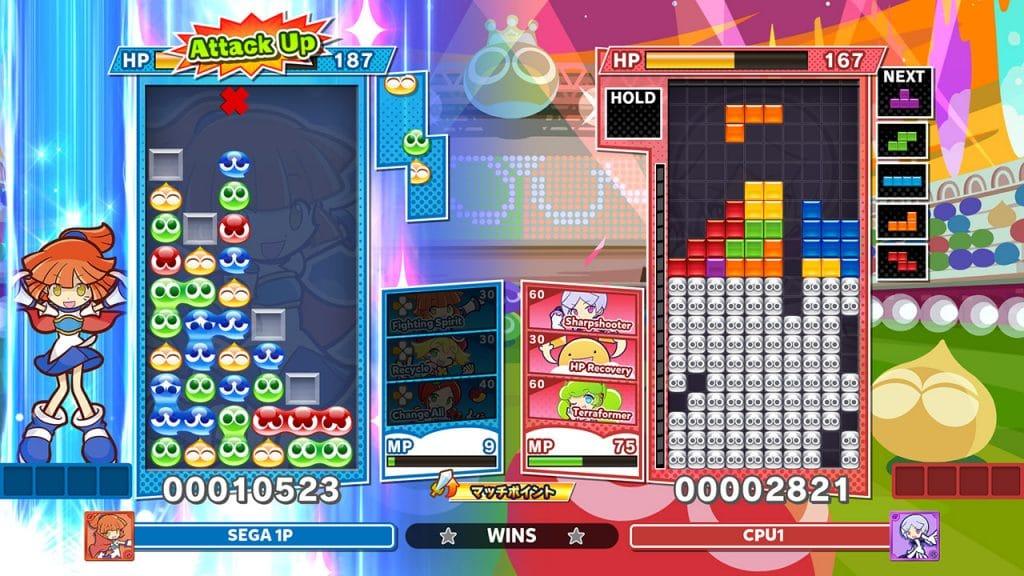 Puyo Puyo Tetris 2 Screen 03