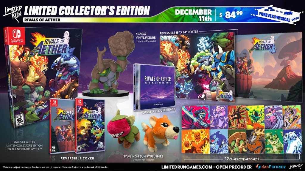 Rivals Of Aether Lrg Collector