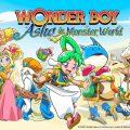 Wonder Boy Asha Monster World