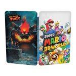 Steelbook Super Mario 3d World