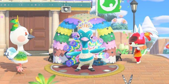 Animal Crossing New Horizons Carnaval