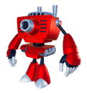 Balan Wonderworld Costume Star Launcher