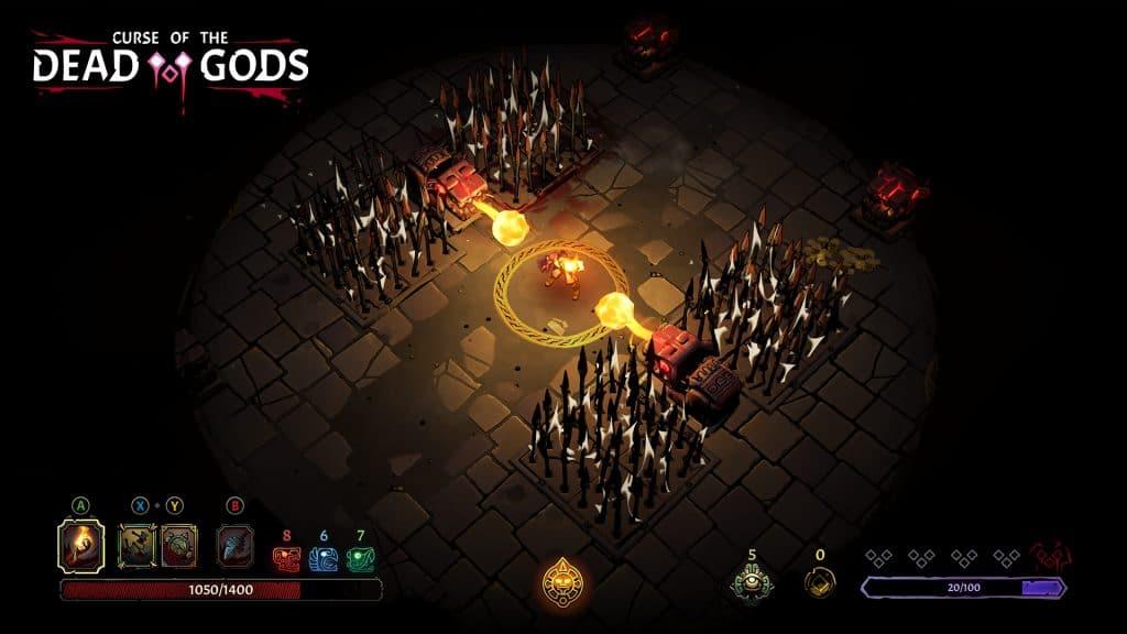 Curse Of The Dead Gods Screen 02