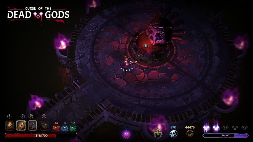 Curse Of The Dead Gods Screen 10