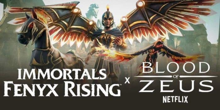 Immortals Fenyx Rising Blood Of Zeus