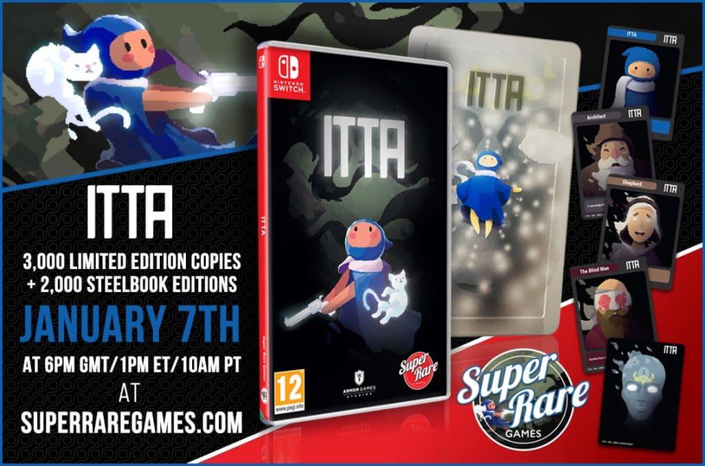 Itta Super Rare Games