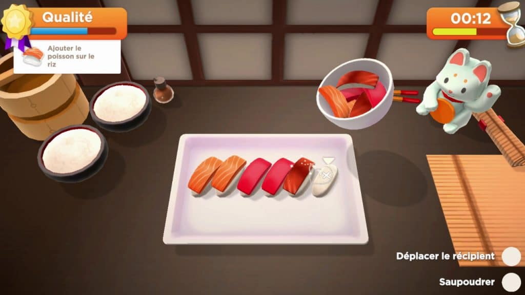 My Universe Cooking Star Restaurant Screen 02