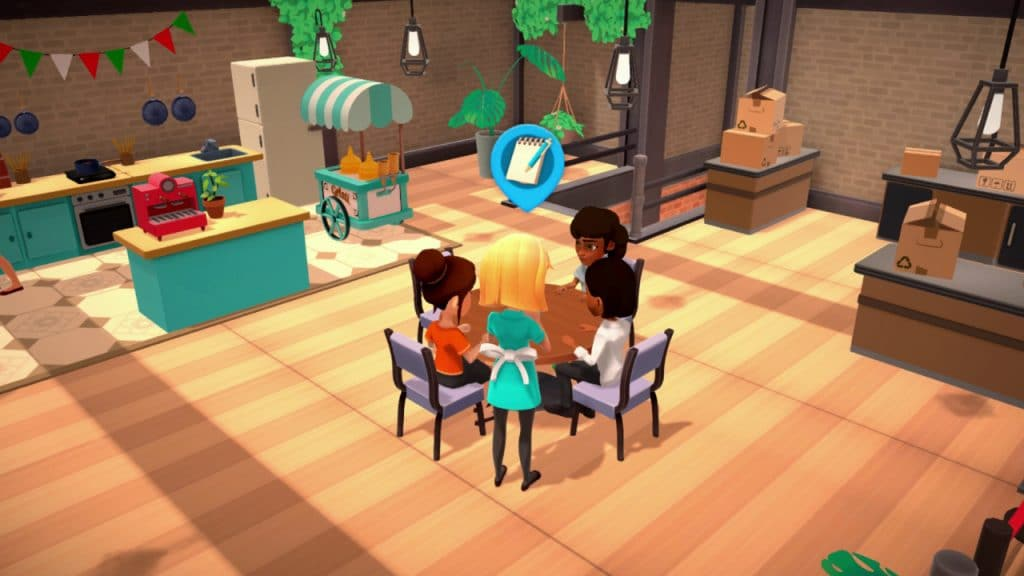 My Universe Cooking Star Restaurant Screen 03