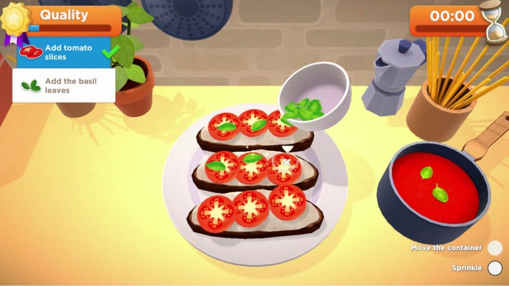 My Universe Cooking Star Restaurant Screen 04