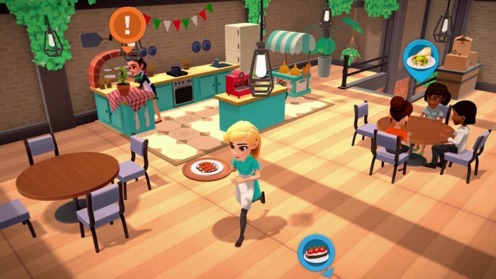 My Universe Cooking Star Restaurant Screen 05