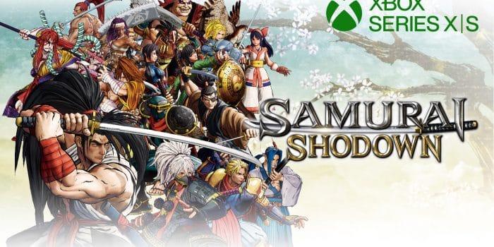 Samurai Shodow Xbox Series