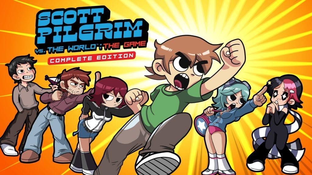 Scott Pilgrim Vs The World The Game Complete Edition