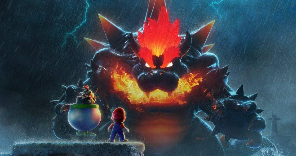 Super Mario Bowsers Fury