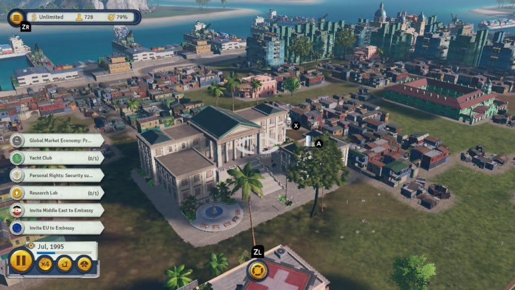 Tropico 6 Switch Screen 01