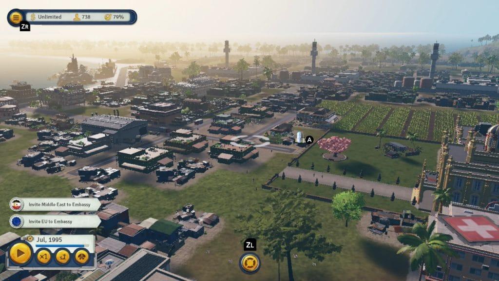 Tropico 6 Switch Screen 02