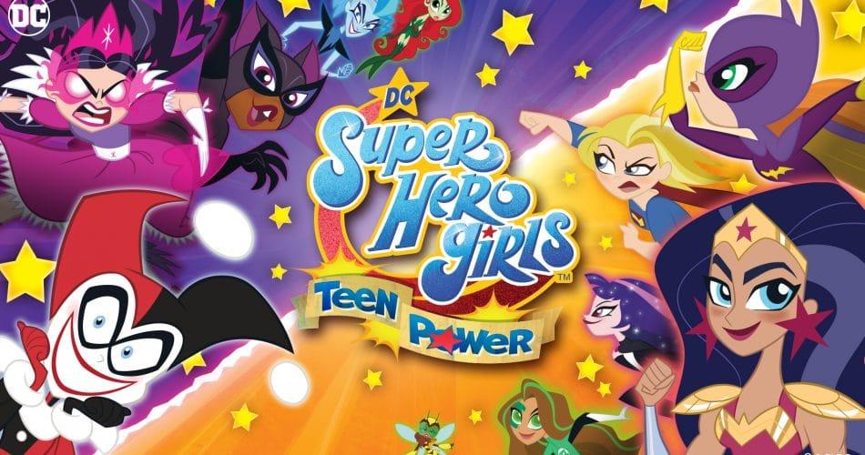 Dc Super Hero Girls Teen Power