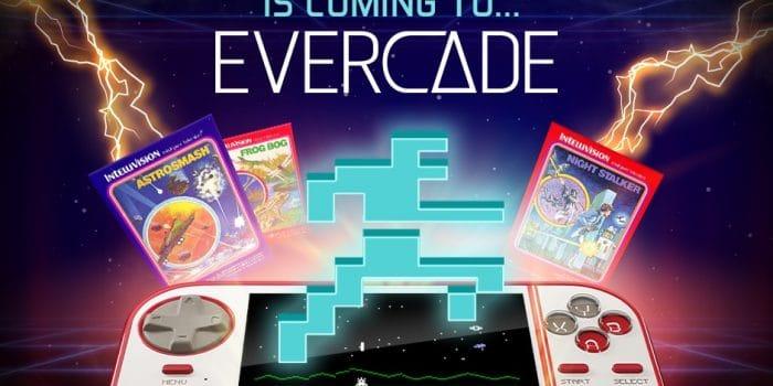 Evercade Intellivision