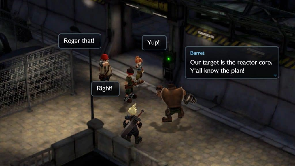 Final Fantasy 7 Ever Crisis Screen 03 En
