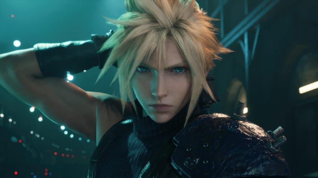 Final Fantasy 7 Remake Intergrade Cloud