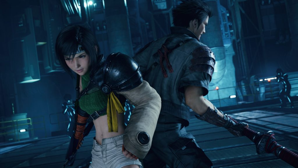 Final Fantasy 7 Remake Intergrade Yuffie And Sonon