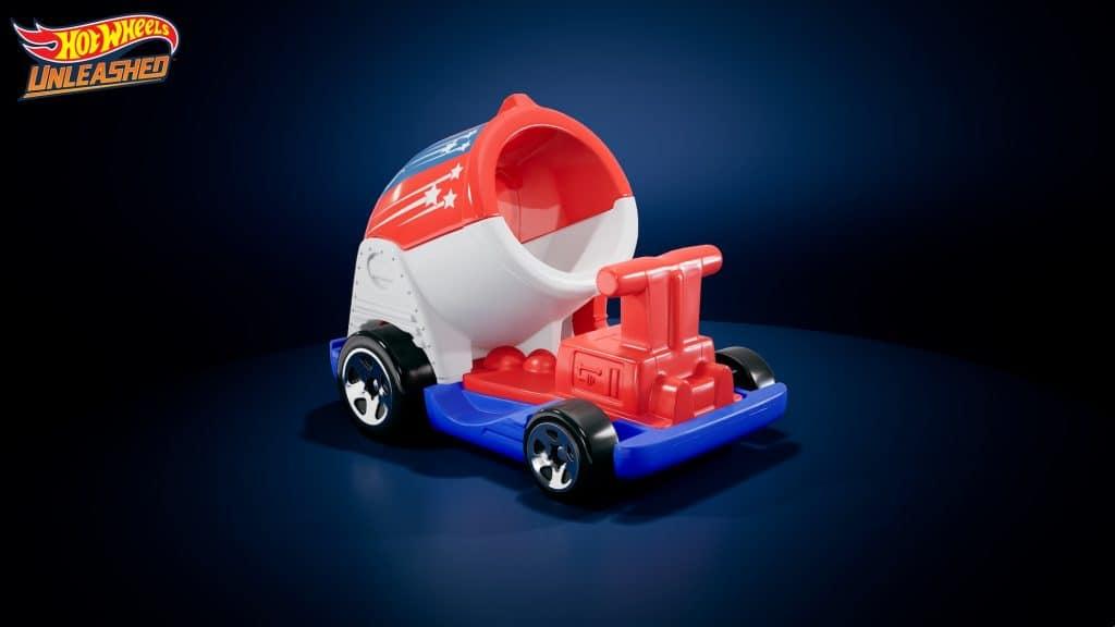 Hot Wheels Unleashed Vehicle 01