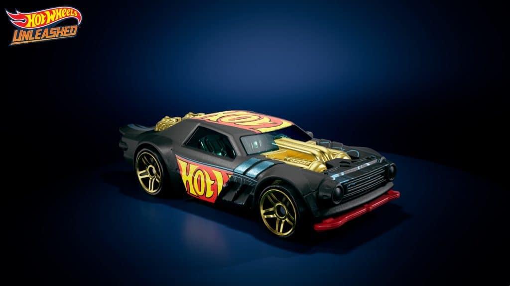 Hot Wheels Unleashed Vehicle 02