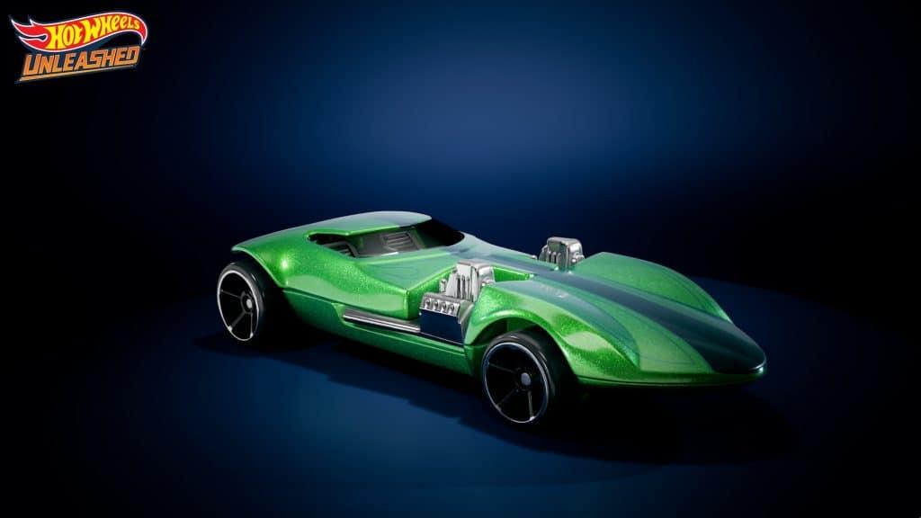 Hot Wheels Unleashed Vehicle 05