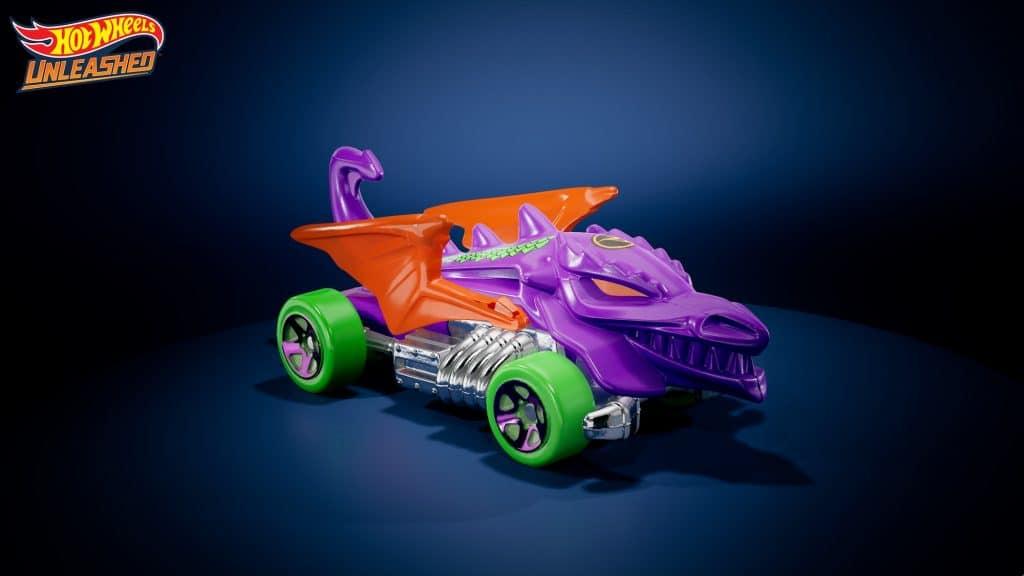 Hot Wheels Unleashed Vehicle 07
