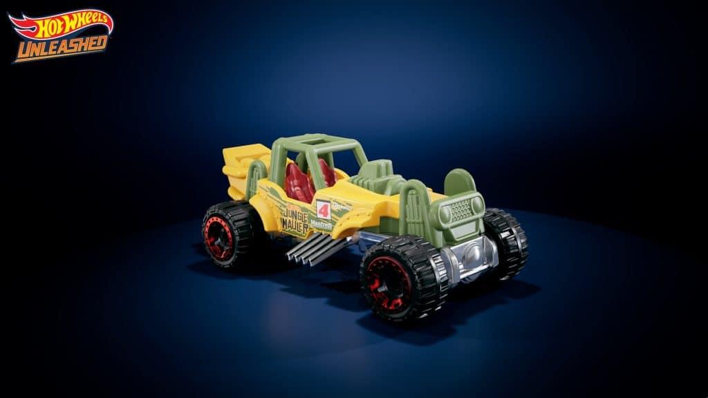 Hot Wheels Unleashed Vehicle 11