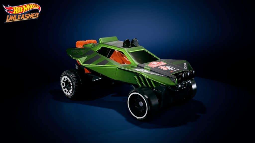 Hot Wheels Unleashed Vehicle 12