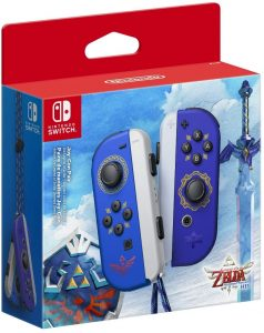 Joycon Zelda Skyward Sword Pack