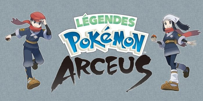 Legends Pokemon Arceus Keyart