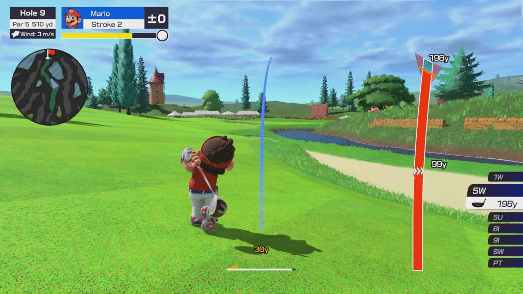 Mario Golf Super Rush Screen 01
