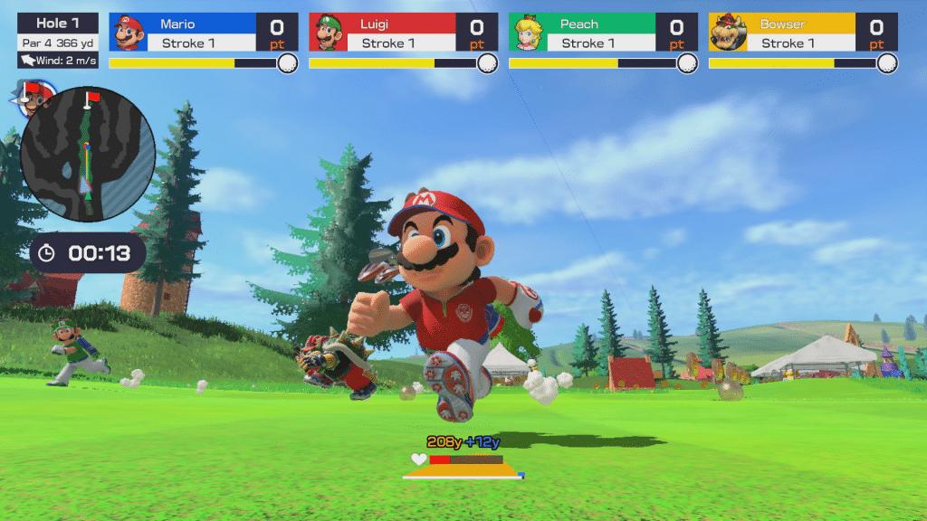 Mario Golf Super Rush Screen 03