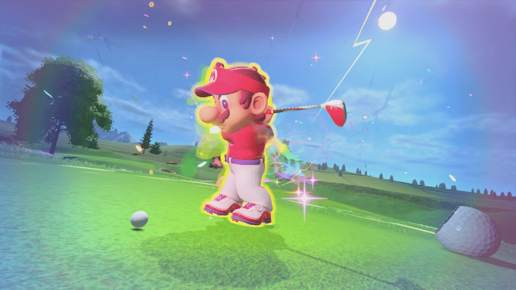 Mario Golf Super Rush Screen 04